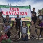 Tree plantation melbourne-australia green s welfare force