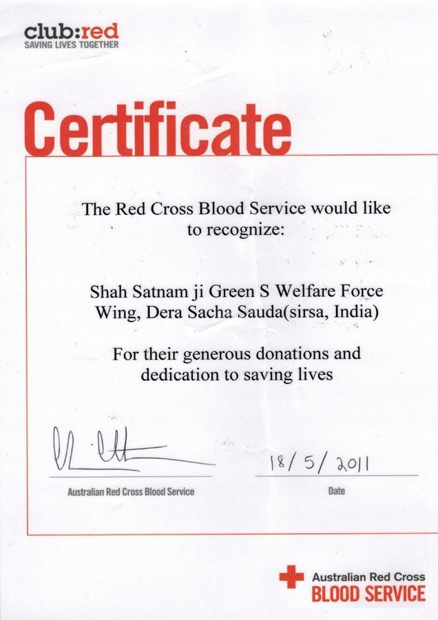 blood donation red cross 18 may 2011