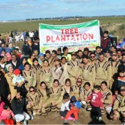 Shah Satnam Ji Green S Welfare Force Wing Volunteers Australia Tree Planation